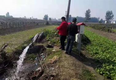 15年开封顺河区油改电项目